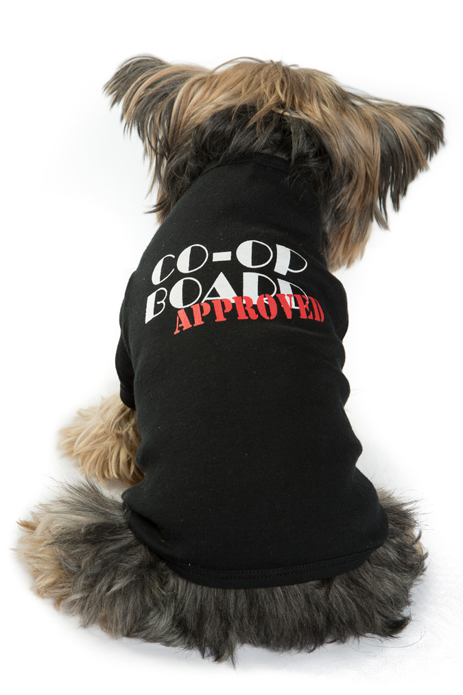 Co-Op Board Approved Dog T-shirt Alt 2