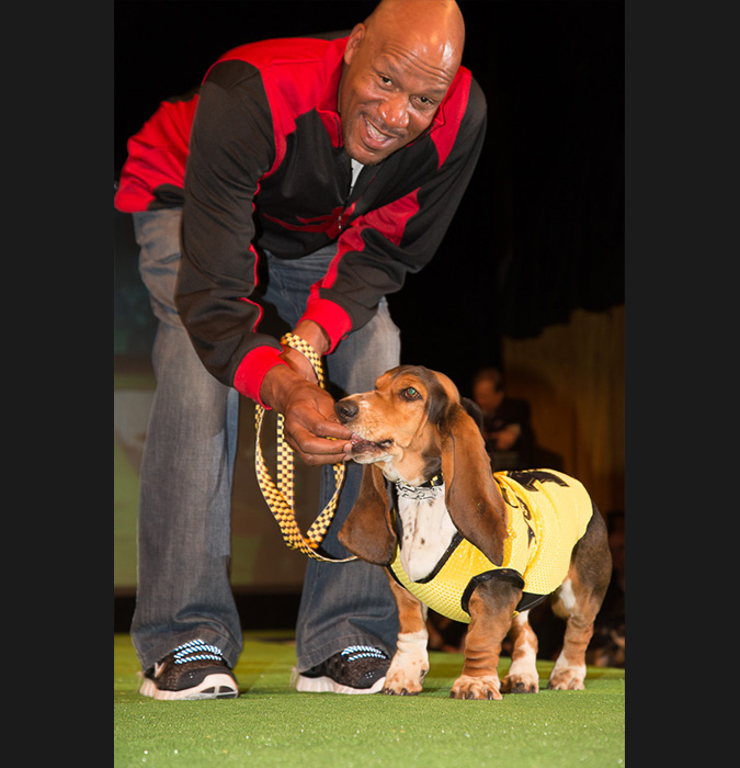 New Yorkie Runway Leash with Ron Harper