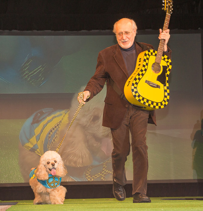 New Yorkie Guitar with Peter Yarrow