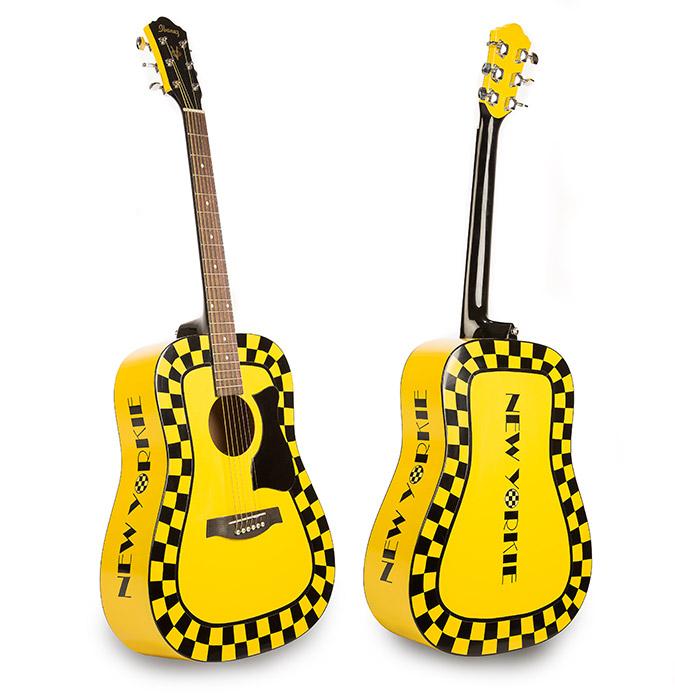 New Yorkie Guitar
