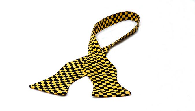 New Yorkie Bow Tie