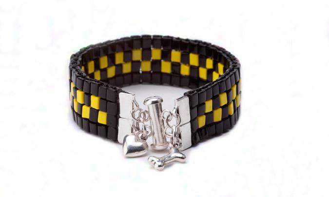 New Yorkie Bracelet