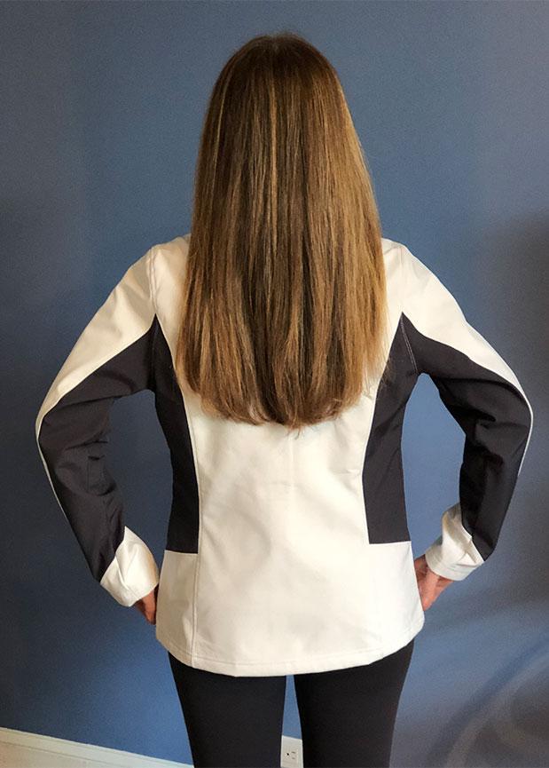 Weather Dog Women's Jacket - Back